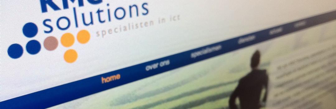 Nieuwe website KMC Solutions opgeleverd
